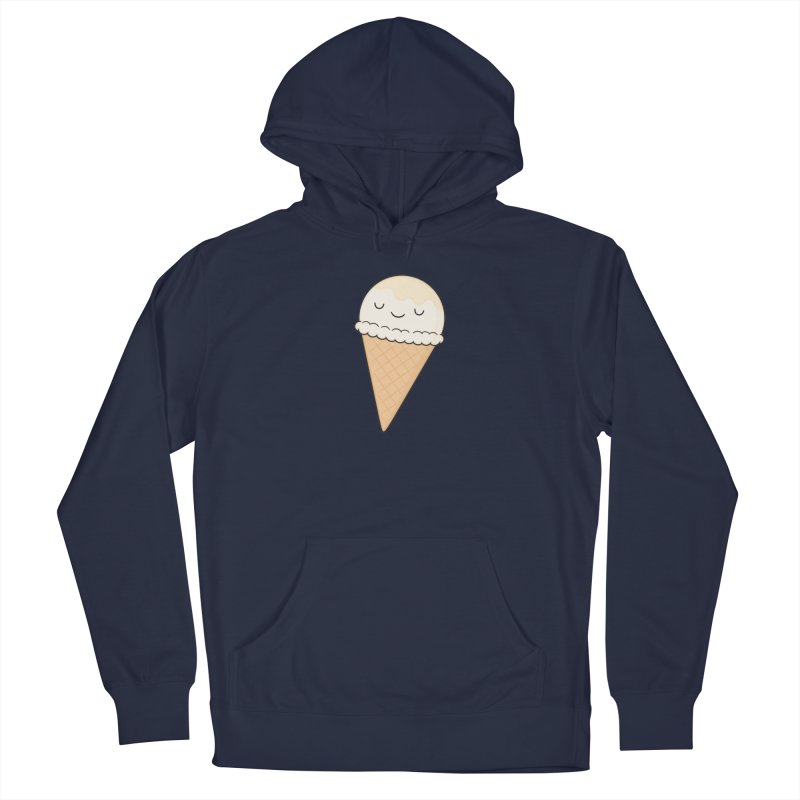 Ice Cream Men's Pullover Hoody by Kim Vervuurt