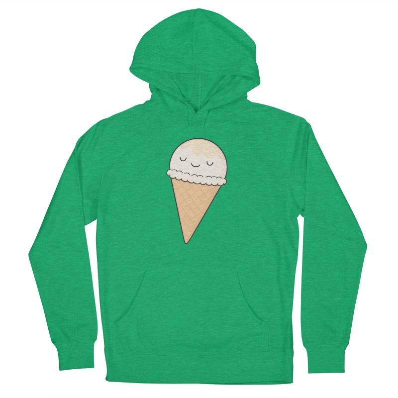 Ice Cream Women's Pullover Hoody by Kim Vervuurt