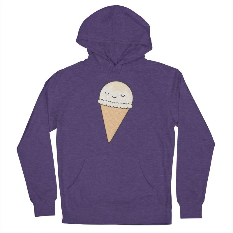 Ice Cream Men's Pullover Hoody by Kim Vervuurt