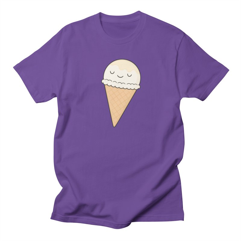 Ice Cream Men's Regular T-Shirt by Kim Vervuurt