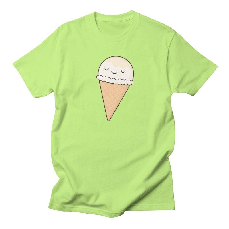 Ice Cream Men's T-Shirt by Kim Vervuurt
