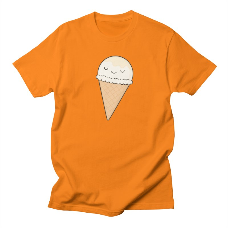 Ice Cream Men's Regular T-Shirt by Kim Vervuurt