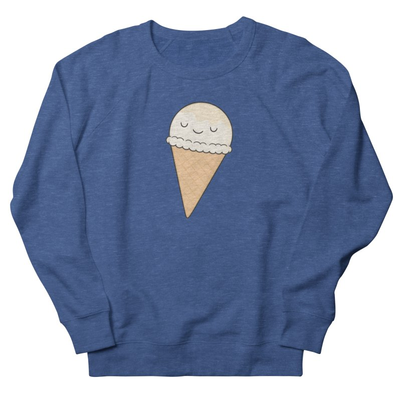Ice Cream Men's Sweatshirt by Kim Vervuurt