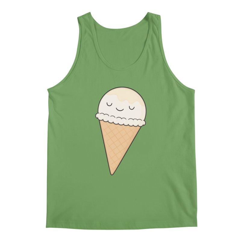 Ice Cream Men's Tank by Kim Vervuurt