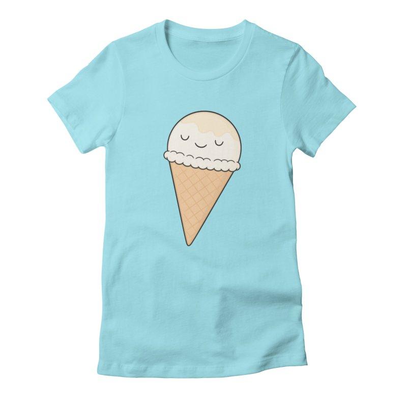 Ice Cream Women's T-Shirt by Kim Vervuurt