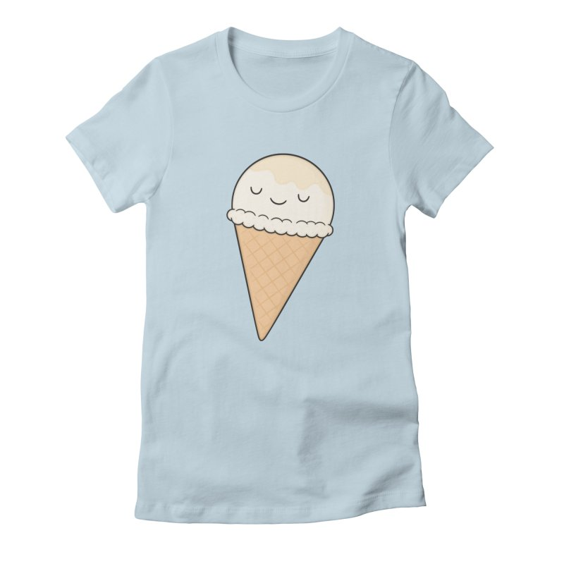 Ice Cream Women's T-Shirt by Kim Vervuurt