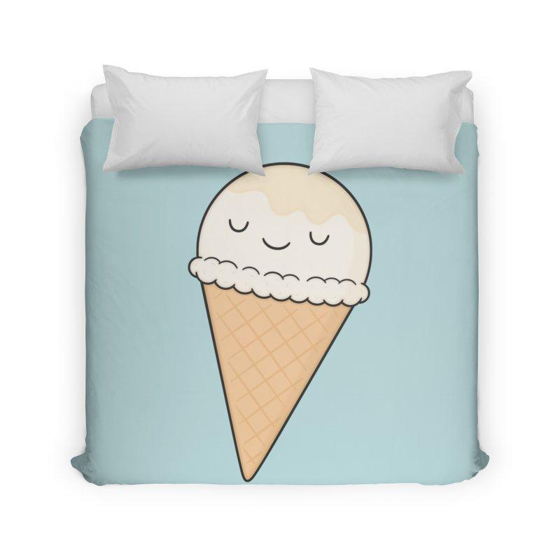 Ice Cream Home Duvet by Kim Vervuurt