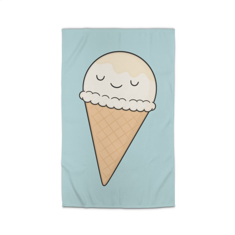Ice Cream Home Rug by Kim Vervuurt