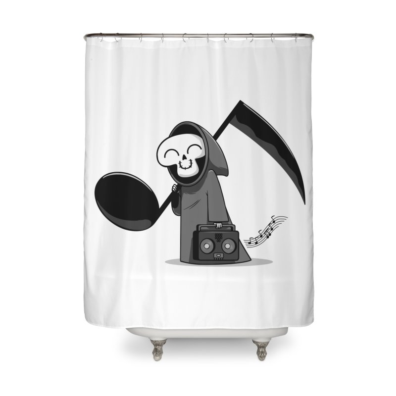 Death note Home Shower Curtain by Kinautta's boutique