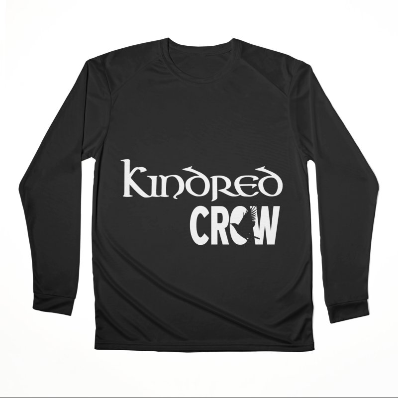 Kindred Crow Women's Longsleeve T-Shirt by kindredcrow's Artist Shop