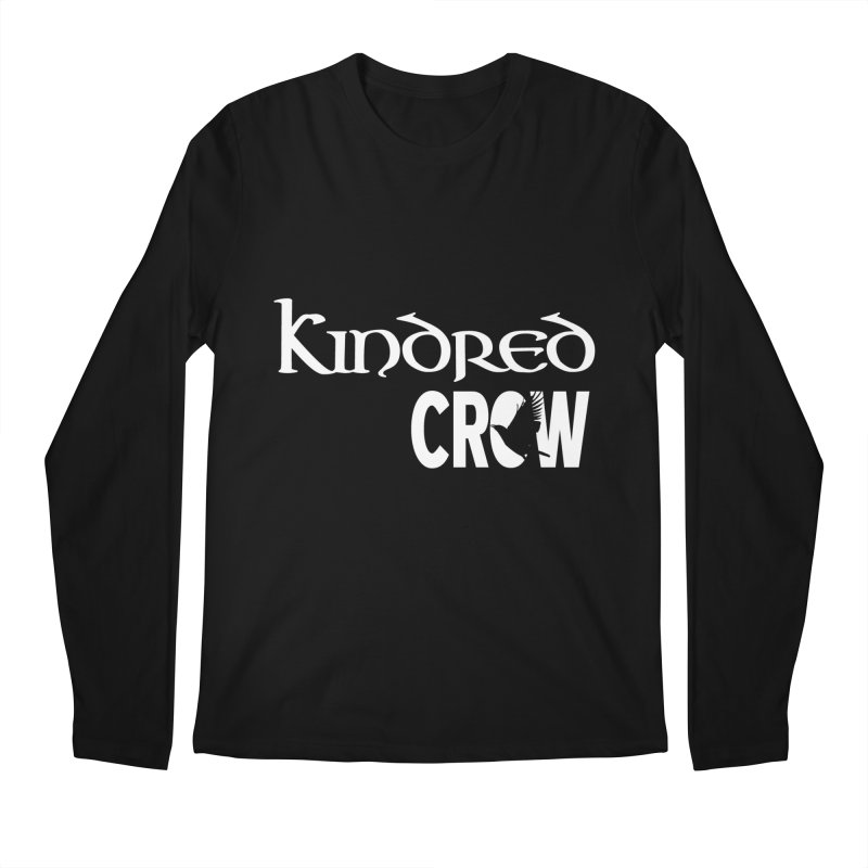 Kindred Crow Men's Longsleeve T-Shirt by kindredcrow's Artist Shop