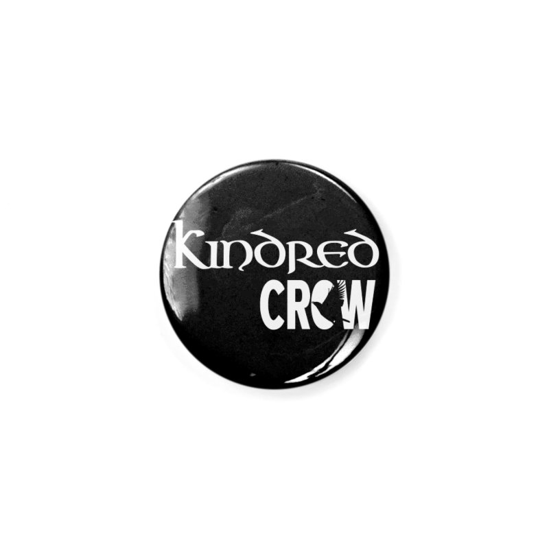 Kindred Crow Accessories Button by kindredcrow's Artist Shop