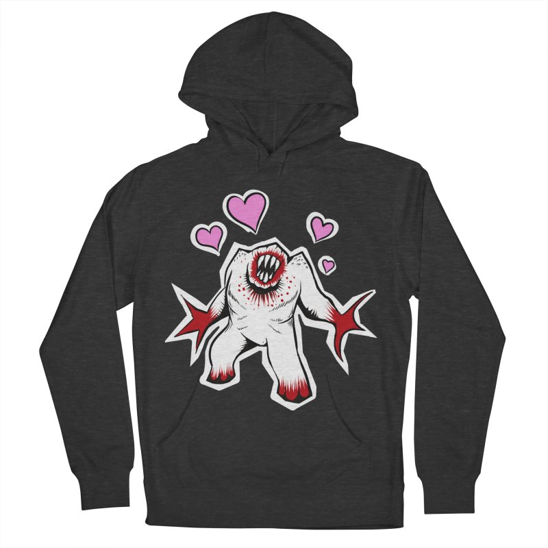 Shambler Love Men's Pullover Hoody by kingakorska's Artist Shop