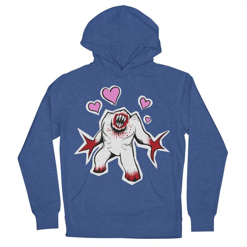 Shambler Love Men's Pullover Hoody by kingakorska's Artist Shop