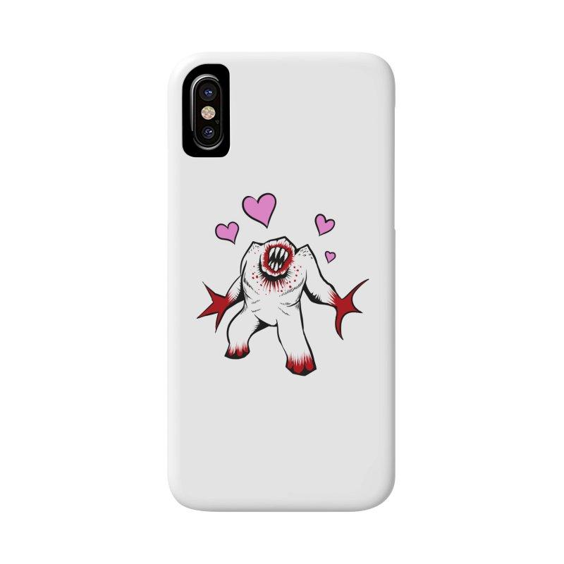 Shambler Love Accessories Phone Case by kingakorska's Artist Shop