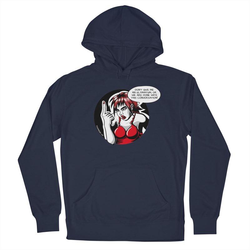 Ultimatum Men's Pullover Hoody by kingakorska's Artist Shop