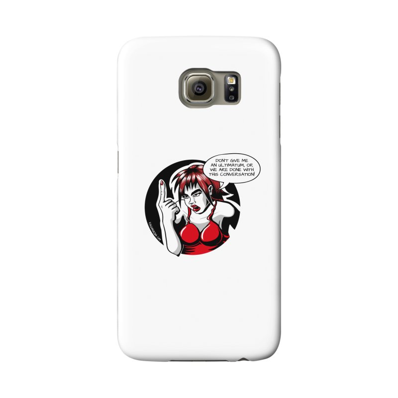Ultimatum Accessories Phone Case by kingakorska's Artist Shop
