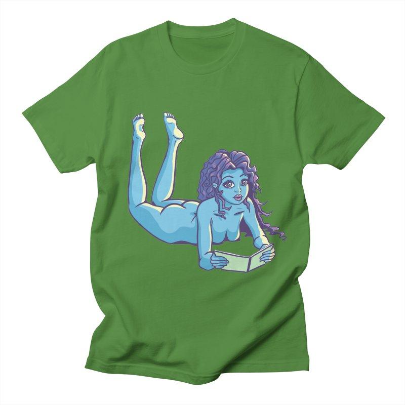 Lady Tou Men's T-Shirt by kingakorska's Artist Shop