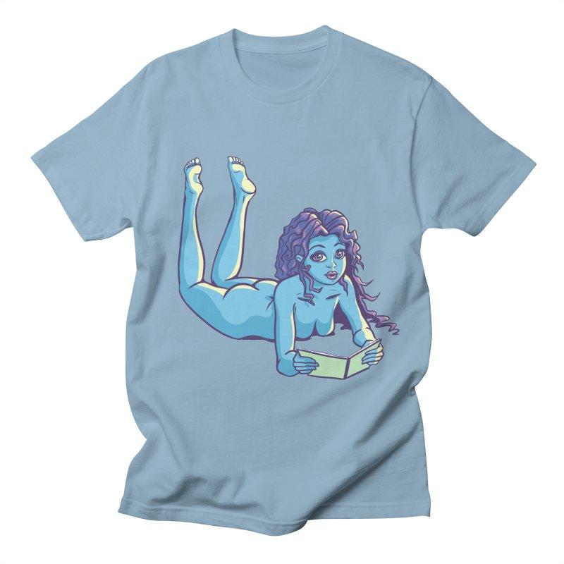 Lady Tou Women's Regular Unisex T-Shirt by kingakorska's Artist Shop