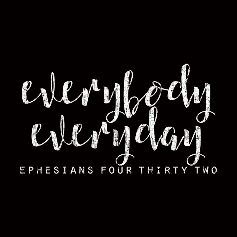 Everybody Everyday Men's Triblend T-shirt by kingdomatheart's Shop