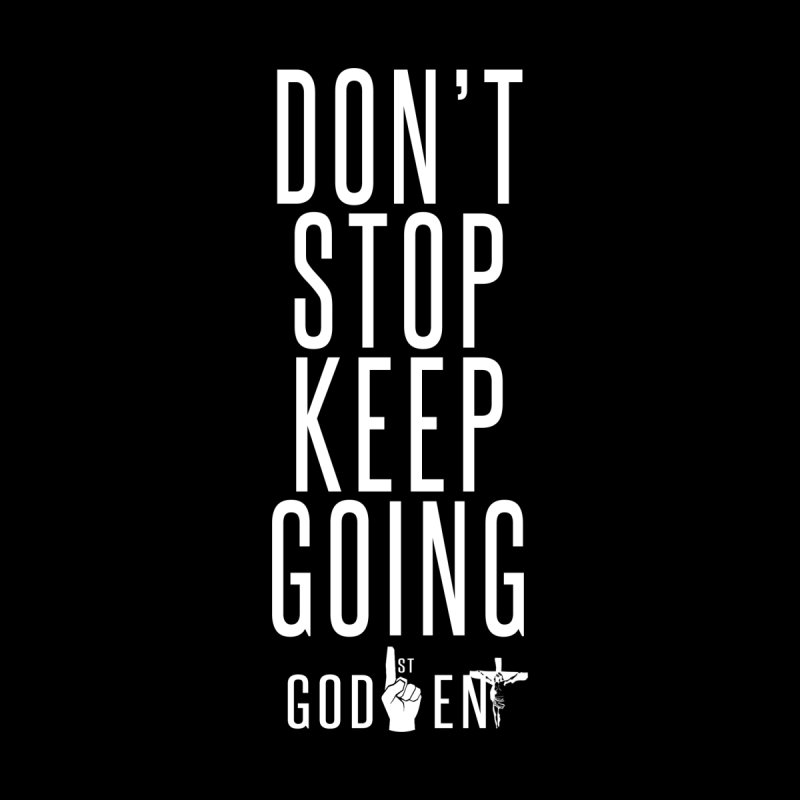 Dont Stop, Keep Going Home Framed Fine Art Print by King James's Artist Shop