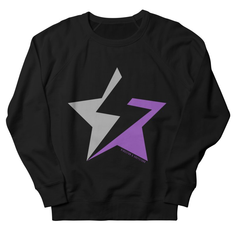 StarrBolt Collection Men's Sweatshirt by kingstonandgreystarr's Artist Shop