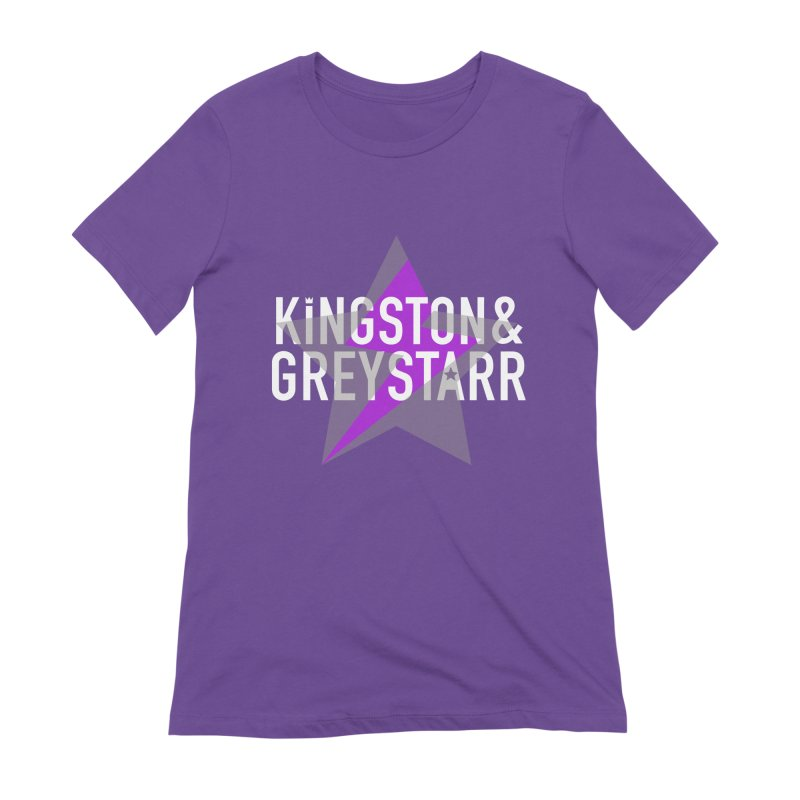 The Classic Collection Women's Extra Soft T-Shirt by kingstonandgreystarr's Artist Shop