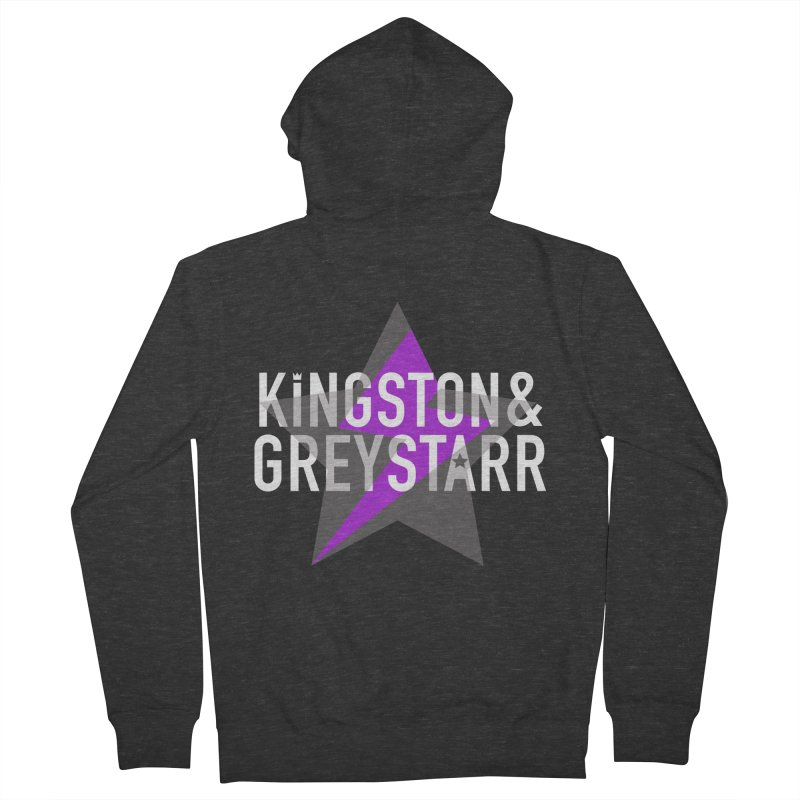 The Classic Collection Men's French Terry Zip-Up Hoody by kingstonandgreystarr's Artist Shop