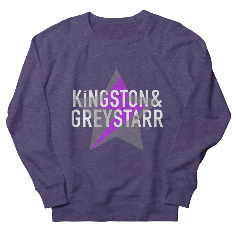 The Classic Collection Women's French Terry Sweatshirt by kingstonandgreystarr's Artist Shop