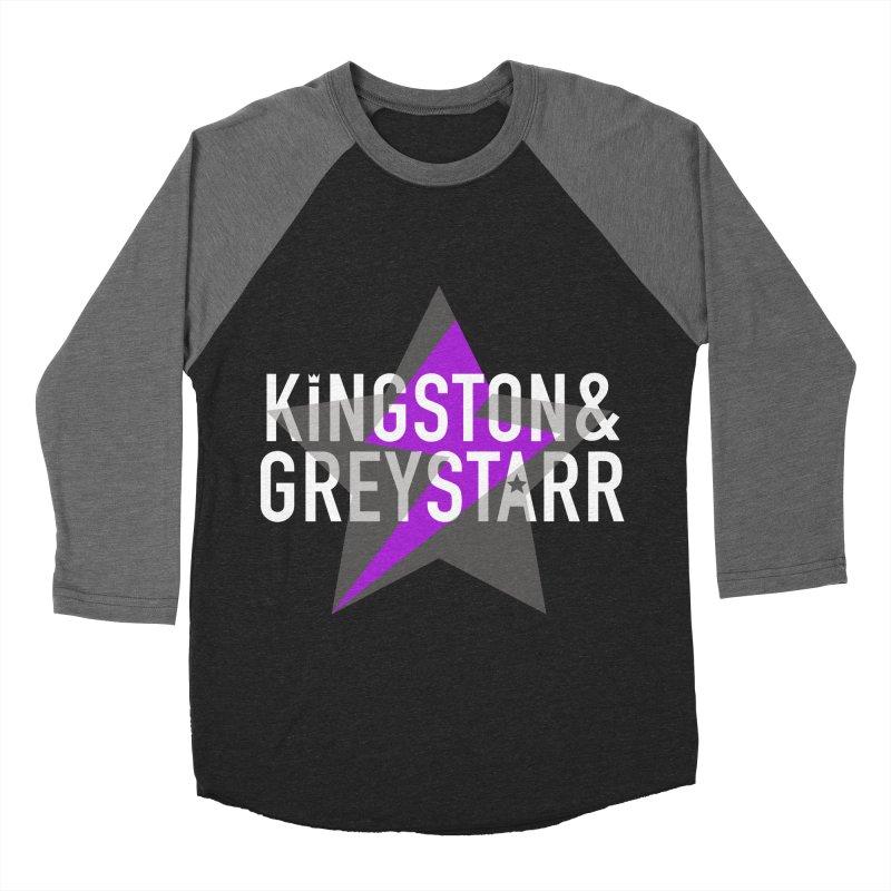 The Classic Collection Women's Baseball Triblend Longsleeve T-Shirt by kingstonandgreystarr's Artist Shop