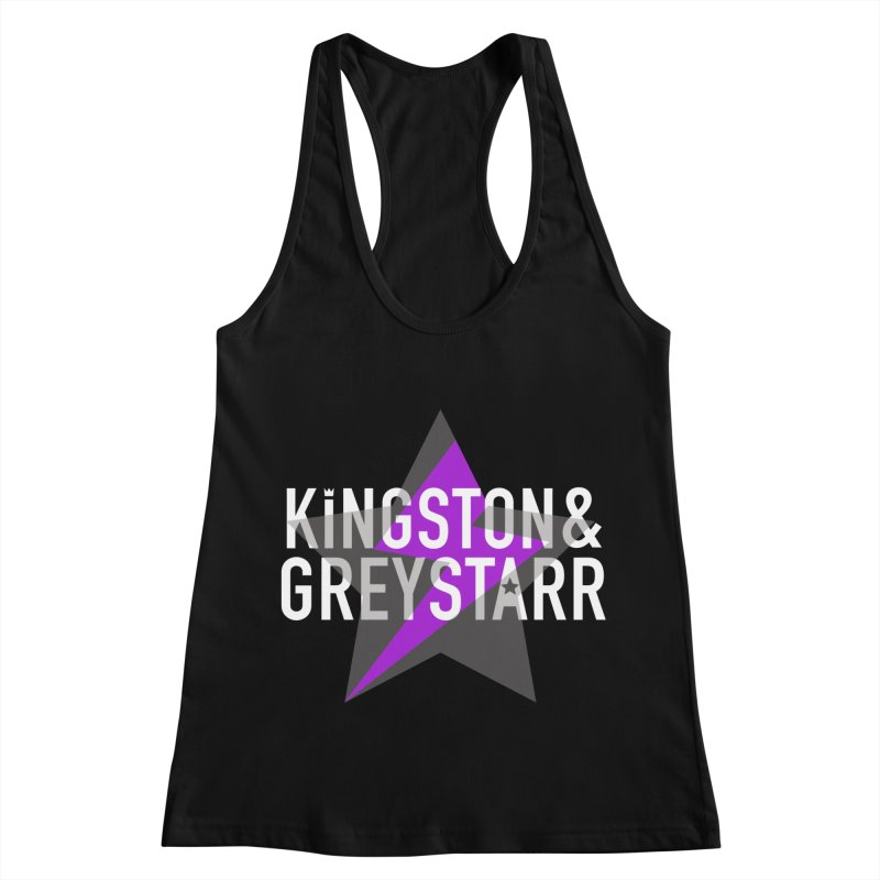 The Classic Collection Women's Racerback Tank by kingstonandgreystarr's Artist Shop