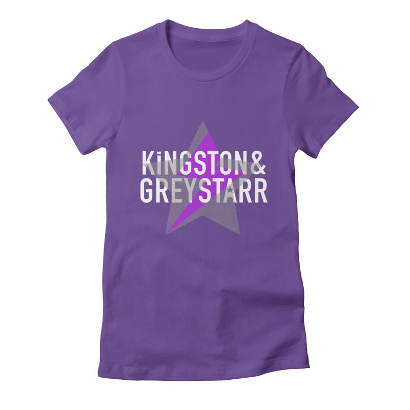 The Classic Collection Women's T-Shirt by kingstonandgreystarr's Artist Shop