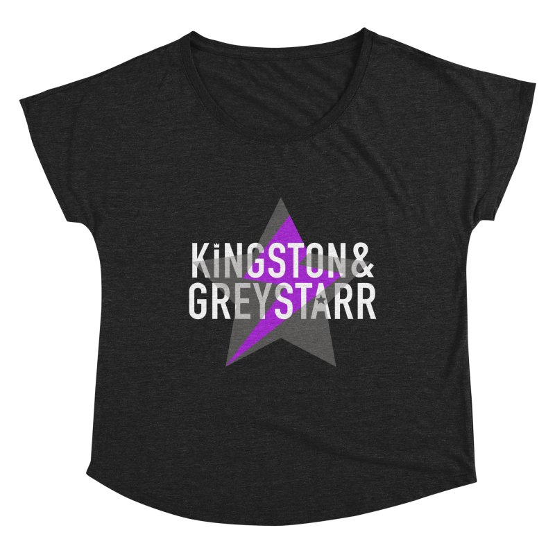 The Classic Collection Women's Scoop Neck by kingstonandgreystarr's Artist Shop
