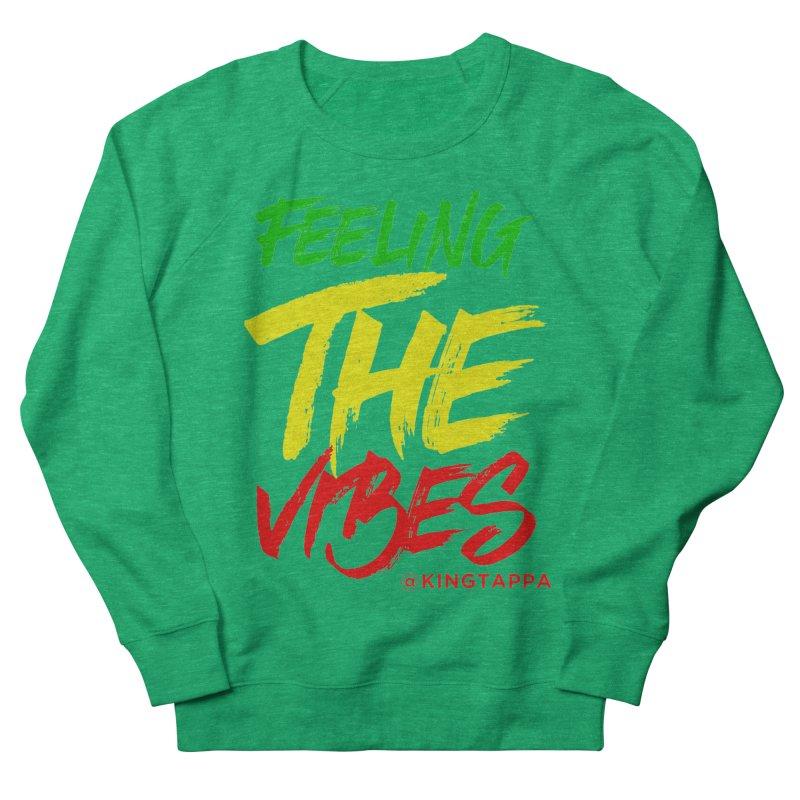 FEELING THE VIBES ISLAND STYLE Women's Sweatshirt by King Tappa  Artist Shop