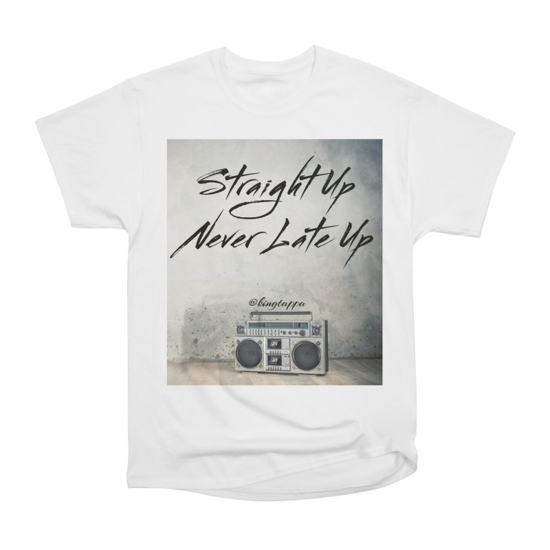 Radio Vibes Women's T-Shirt by King Tappa  Artist Shop