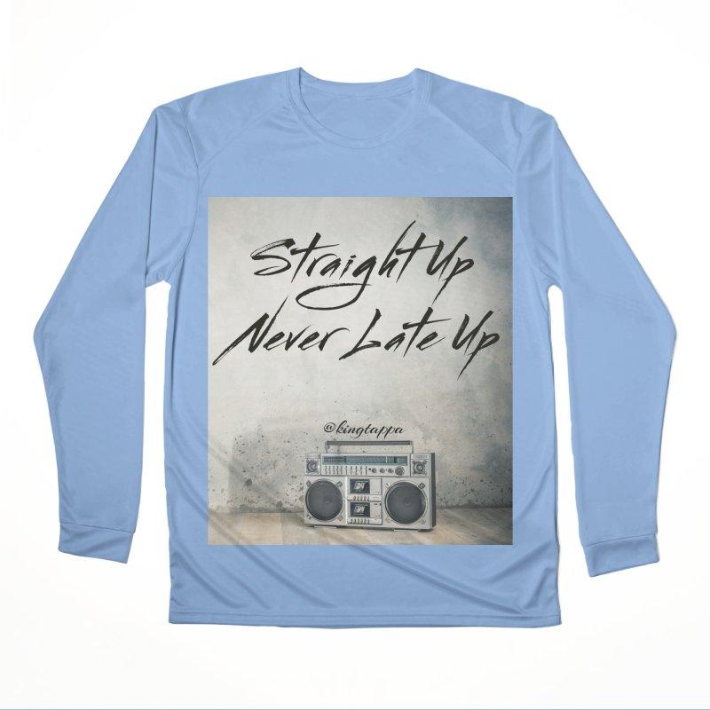 Radio Vibes Women's Longsleeve T-Shirt by King Tappa  Artist Shop
