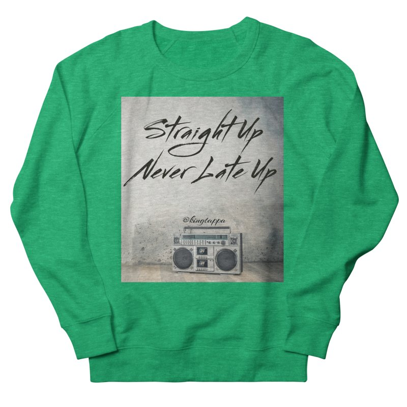 Radio Vibes Women's Sweatshirt by King Tappa  Artist Shop