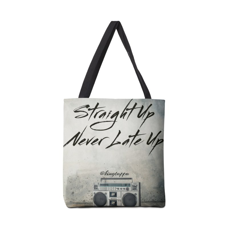 Radio Vibes Accessories Bag by King Tappa  Artist Shop