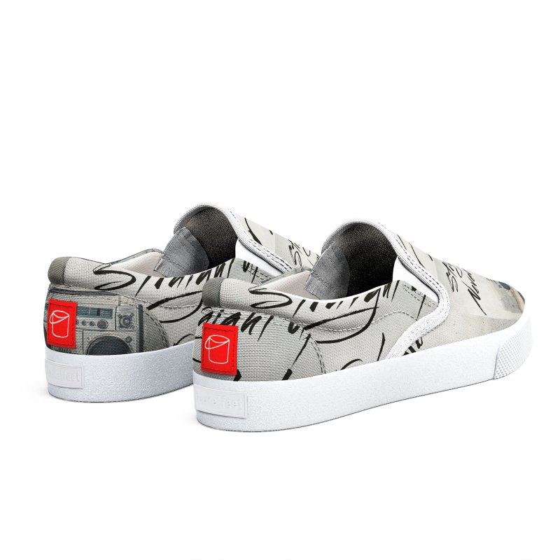 Sneaker Vibes Men's Shoes by King Tappa  Artist Shop