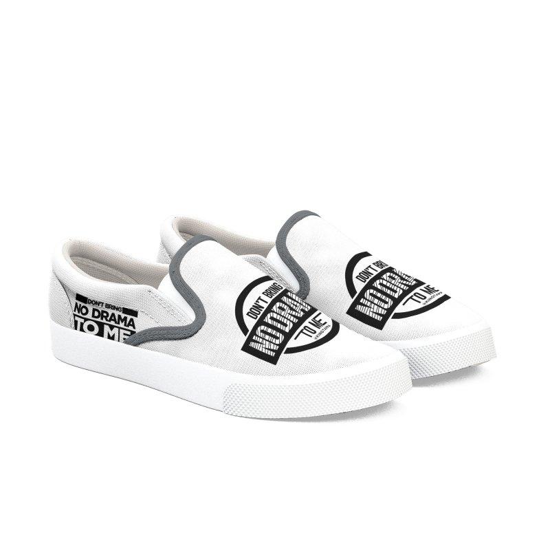 BLACK DRAMA Men's Shoes by King Tappa  Artist Shop