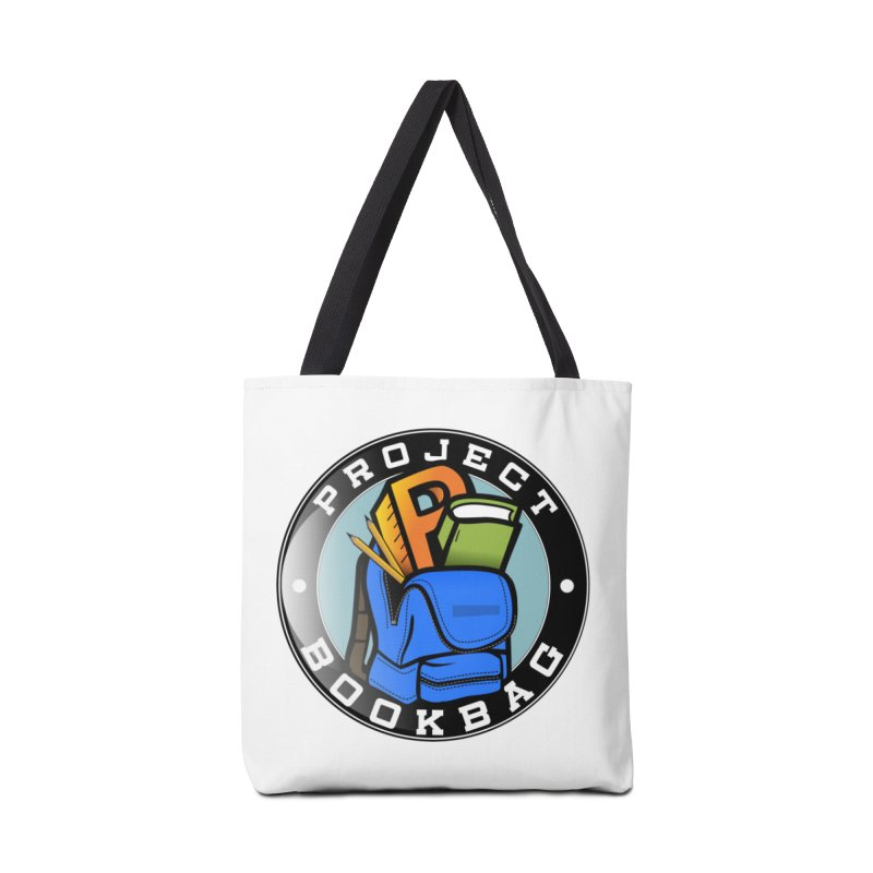 Project Book Bag Accessories Bag by King Tappa  Artist Shop