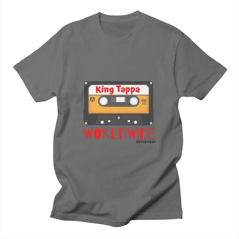 WORLDWIDE Men's T-Shirt by King Tappa  Artist Shop