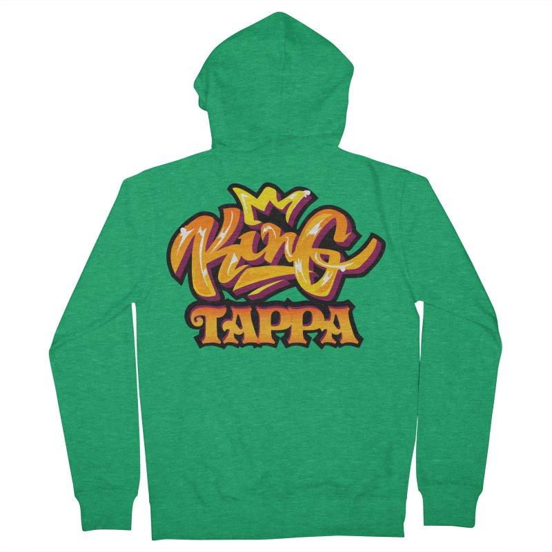 King Tappa vibes Women's Zip-Up Hoody by King Tappa  Artist Shop