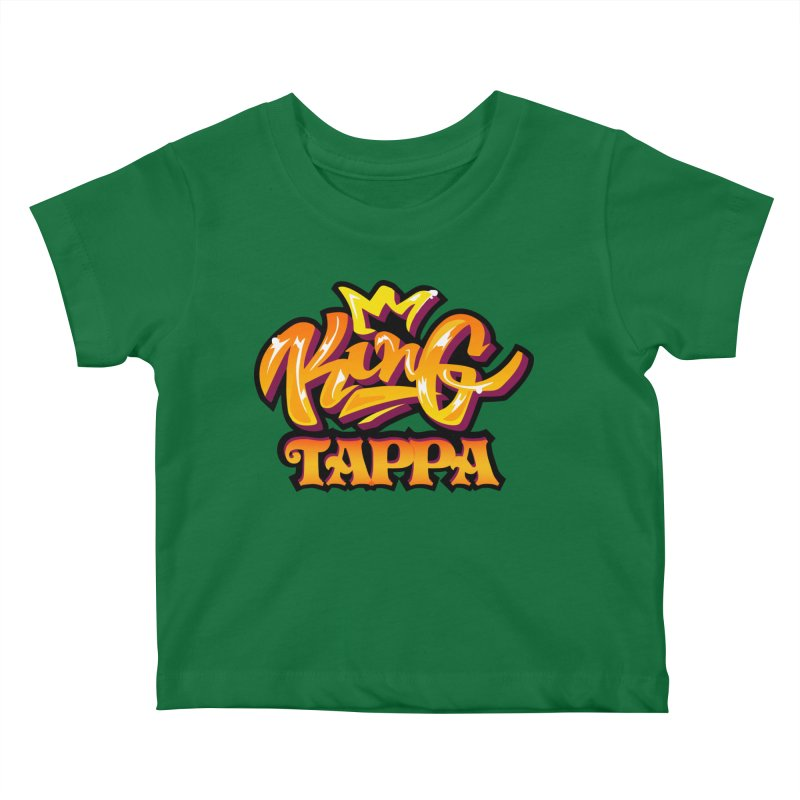King Tappa vibes Kids Baby T-Shirt by King Tappa  Artist Shop
