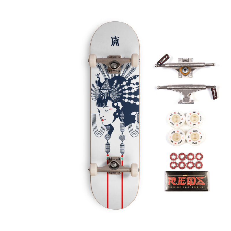 YuGee Accessories Skateboard by KINONATO