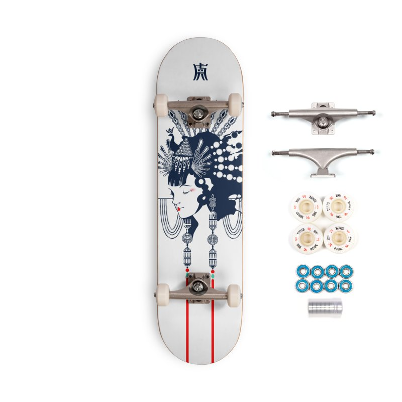 YuGee Accessories Skateboard by KINONATO