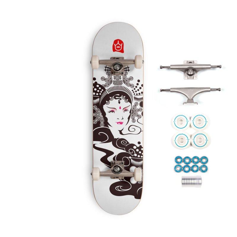 BaiShuZhen Accessories Skateboard by KINONATO