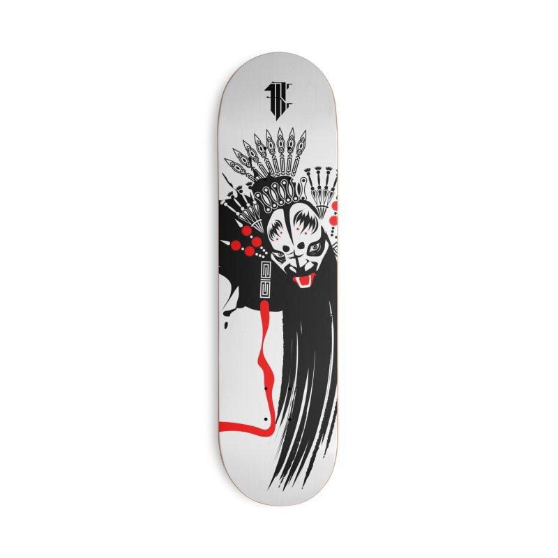 ZhangFei Accessories Skateboard by KINONATO