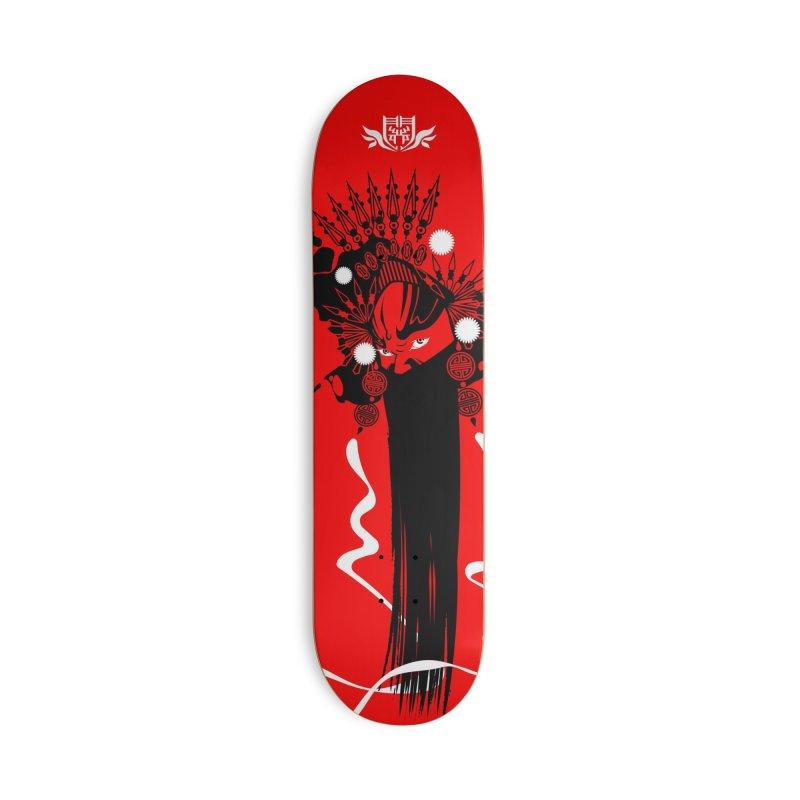 GuanYu Accessories Skateboard by KINONATO