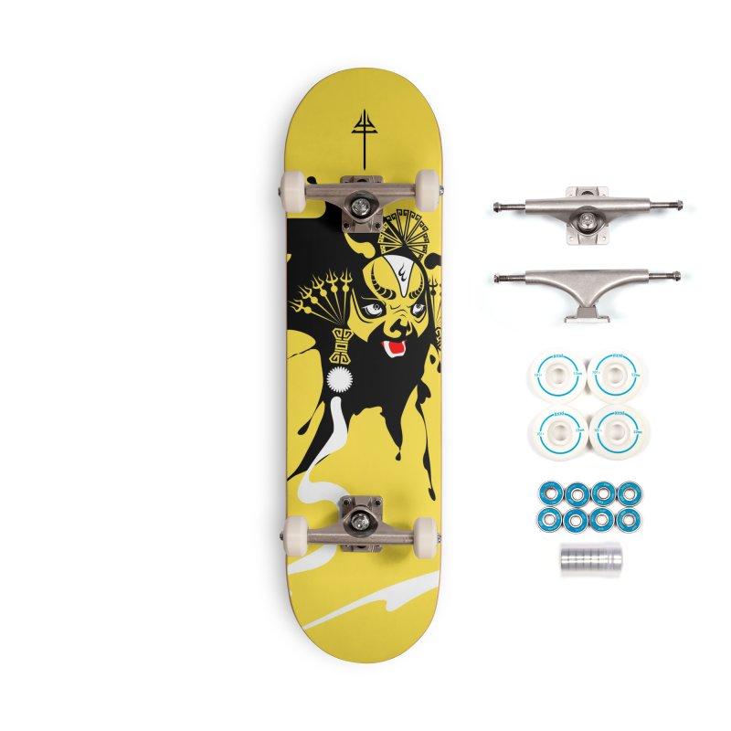 The Ox King Accessories Skateboard by KINONATO